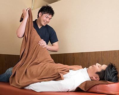 患者様の体の悩みを根本から改善します